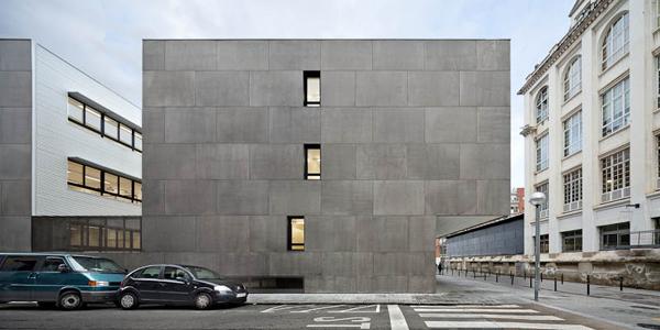 MIM-A _ Instituto Poble Nou, Barcelona